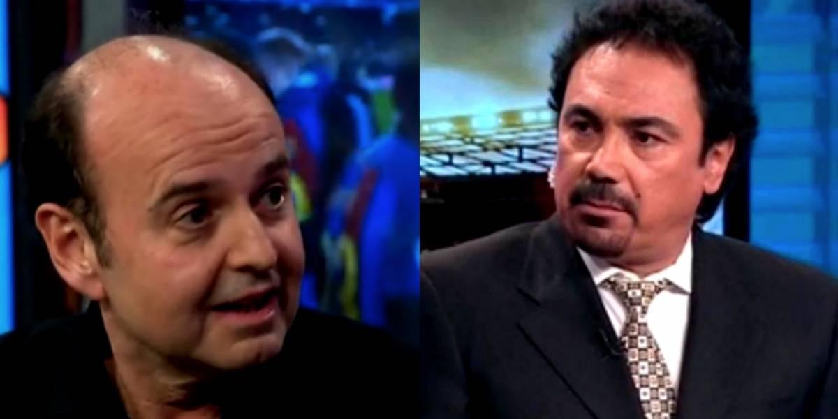 VIDEO: Periodista español arremete contra Hugo Sánchez tras llamarlo 'payasete'