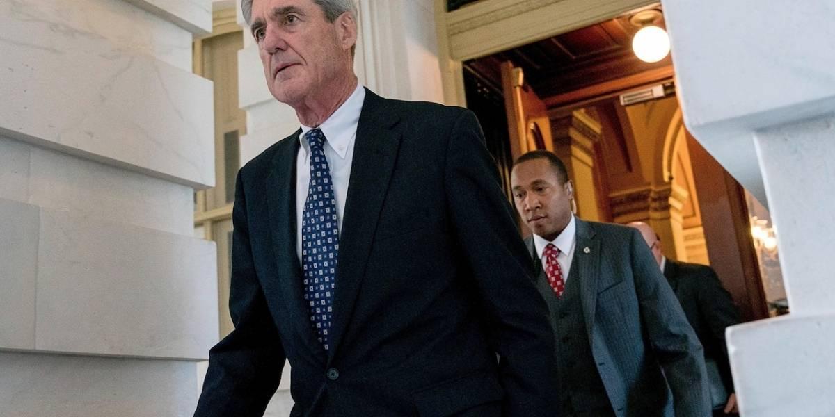 Mueller podría declarar ante el Congreso el 15 de mayo