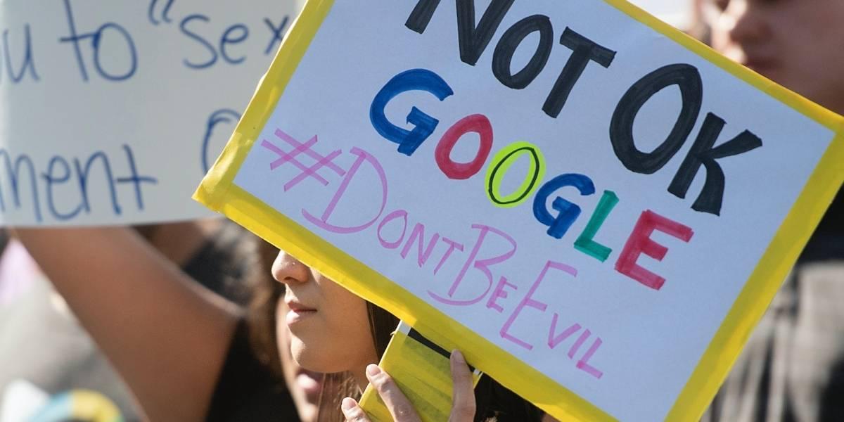 Google promete ser más enérgico en casos de mala conducta sexual