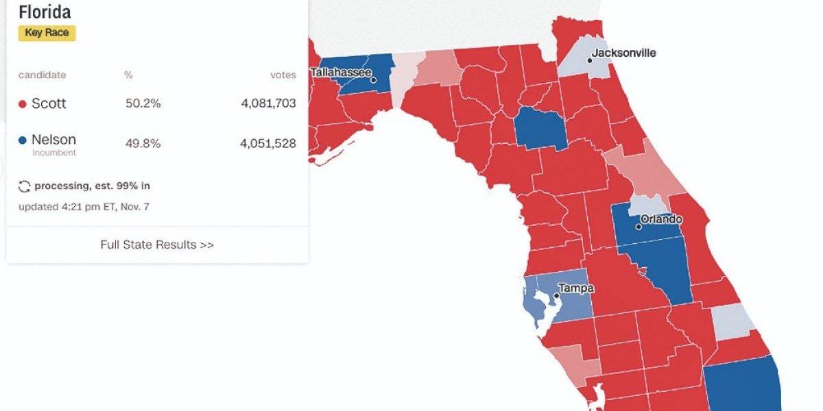 Incierto el impacto del voto de los boricuas en la Florida