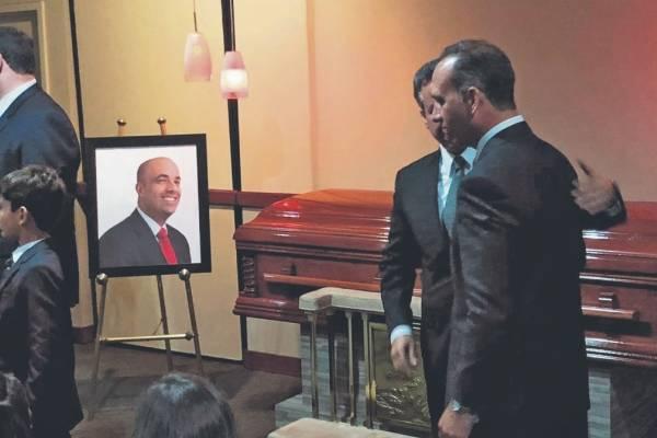 Mañana, los restos del exrepresentante serán expuestos en el Capitolio. Foto: Sadot Santana