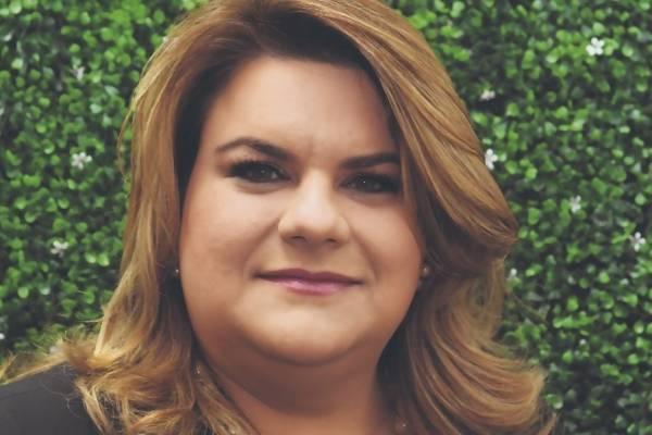 Jenniffer González, comisionada residente de Puerto Rico en Washington
