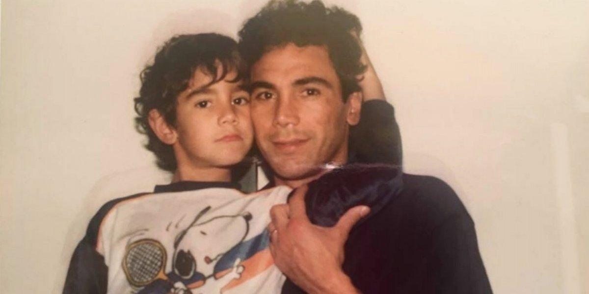 El triste mensaje de Hugo Sánchez a su hijo fallecido