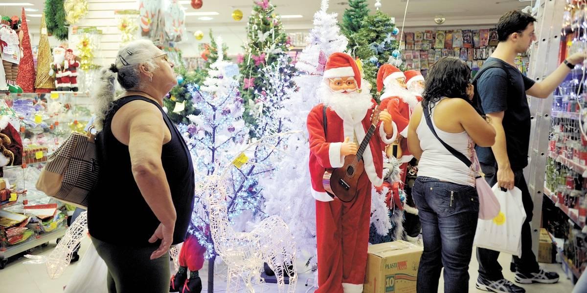 Compra de Natal deve injetar R$ 53,5 bilhões na economia