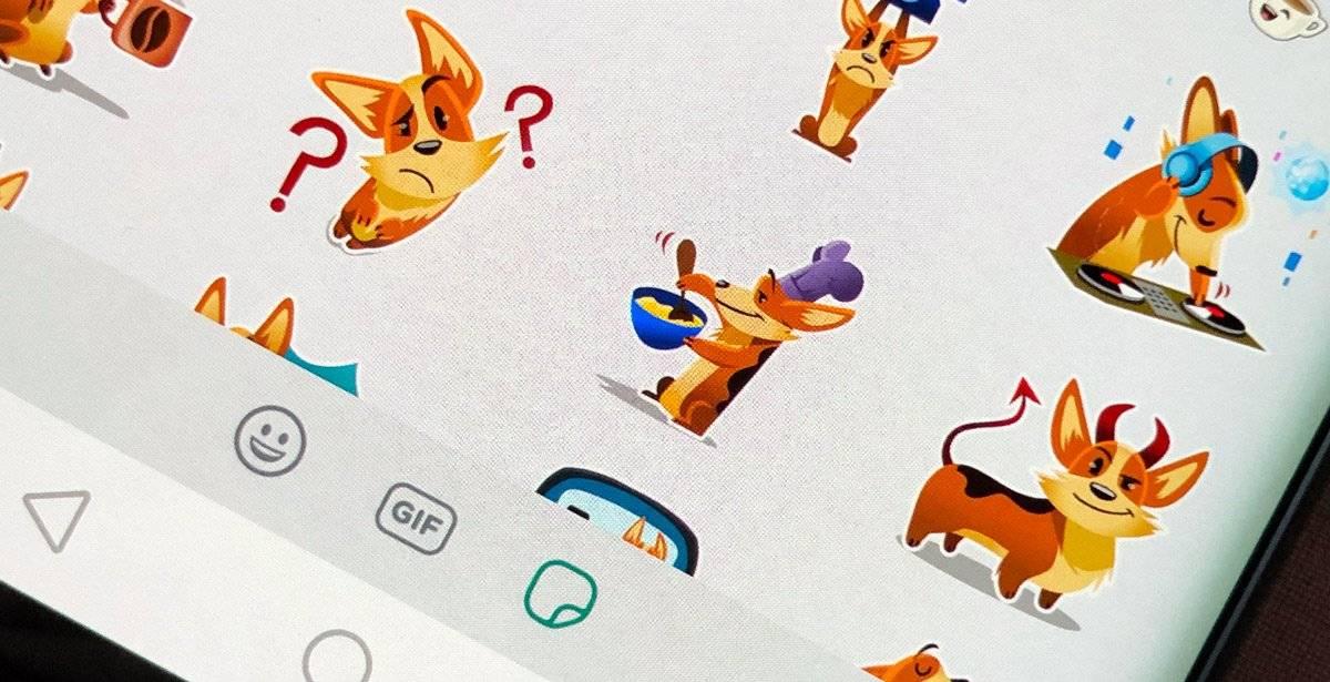 Qué son y cómo puedes empezar a usar los stickers de WhatsApp Internet