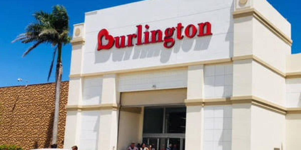 Anuncian fecha de apertura de Burlington en Plaza Las Américas