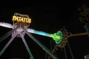 Kataplum, el primer parque de diversiones sobre un centro comercial