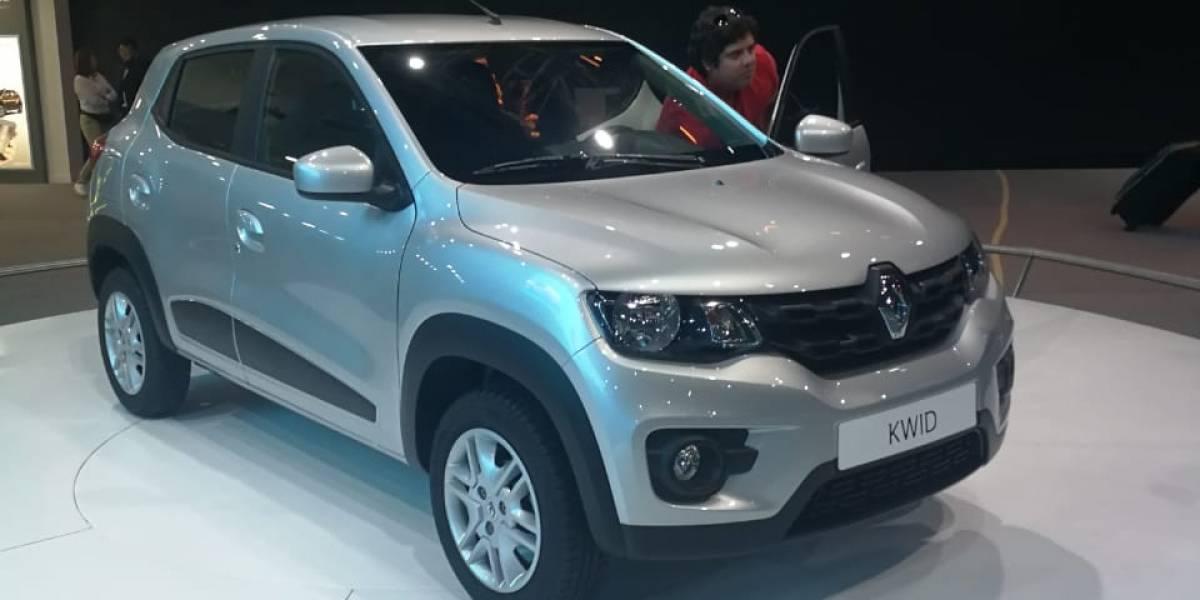 Renault Kwid en Colombia: palo para la marca del rombo en el Salón