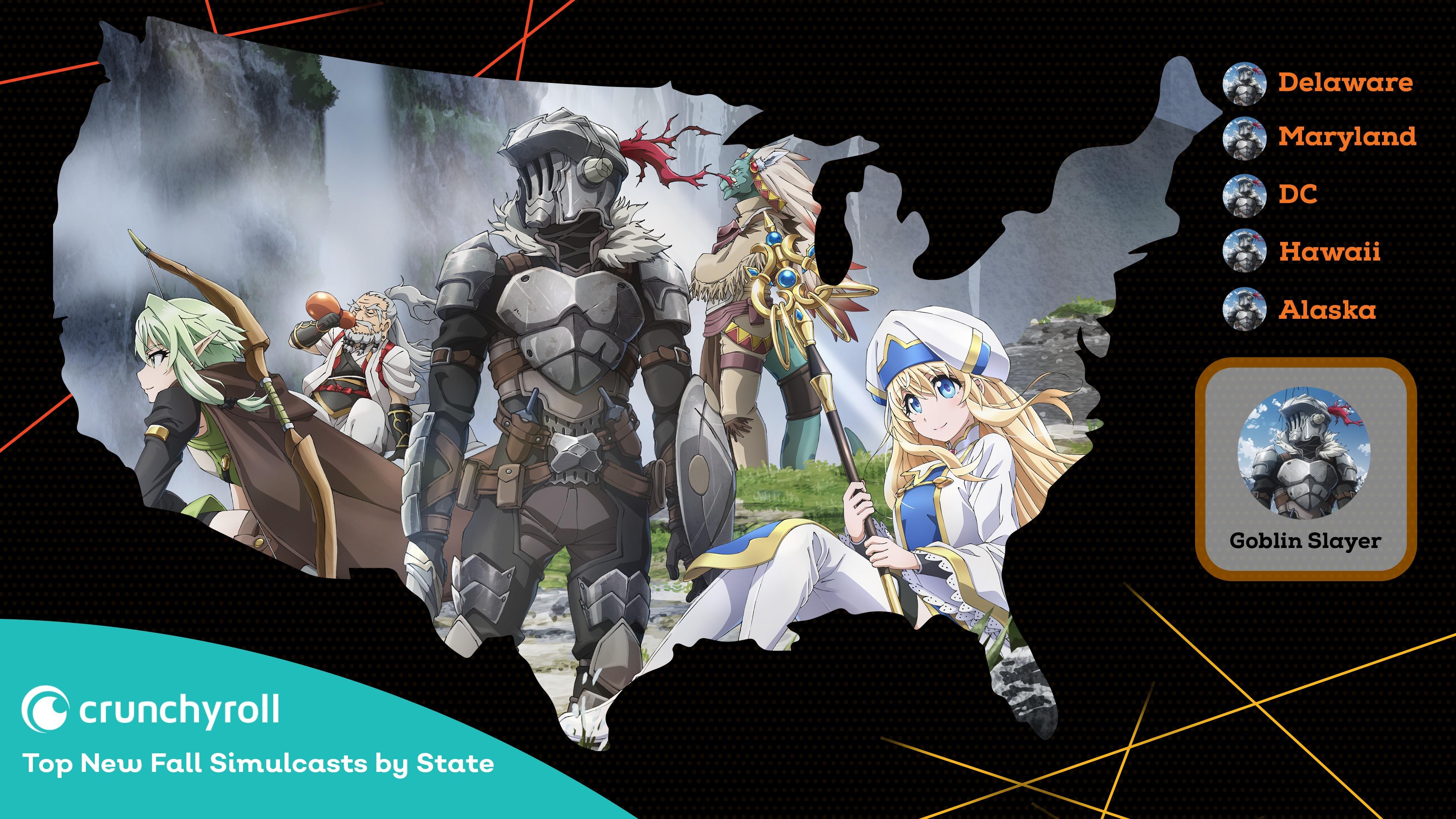 El anime más popular de otoño de 2018: Así responde el mundo