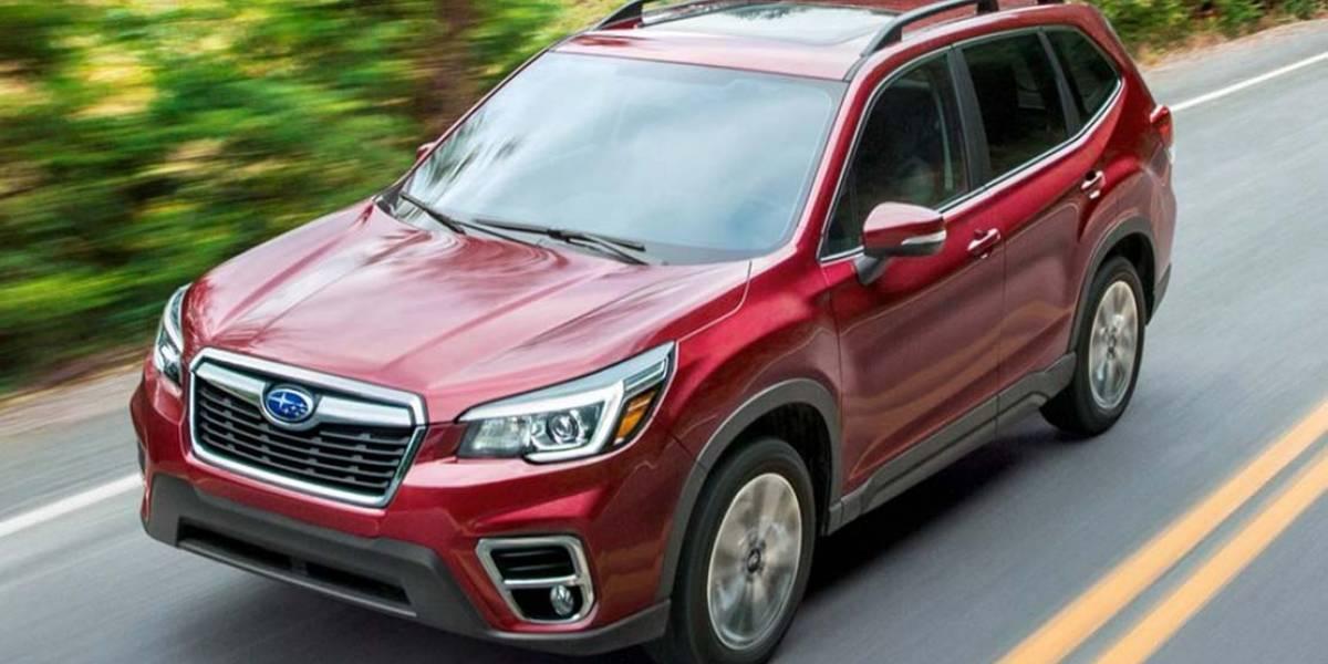 Subaru renueva la joya de su corona en el Salón del Automóvil