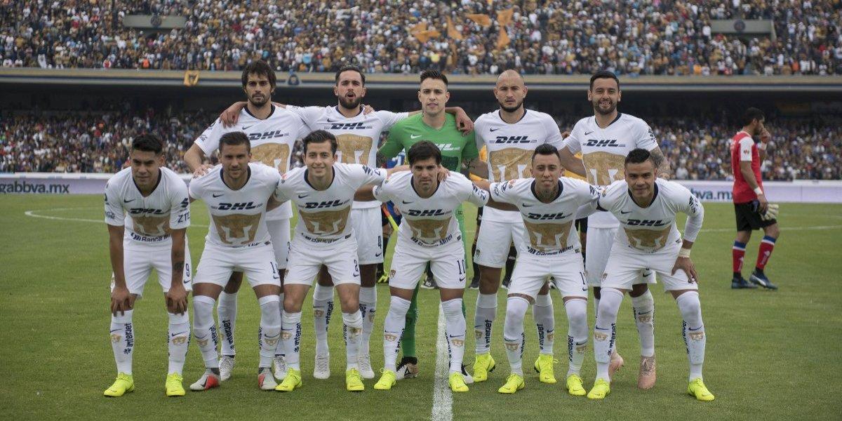 Pumas, el único 'grande' que no aportó jugadores en fechas FIFA
