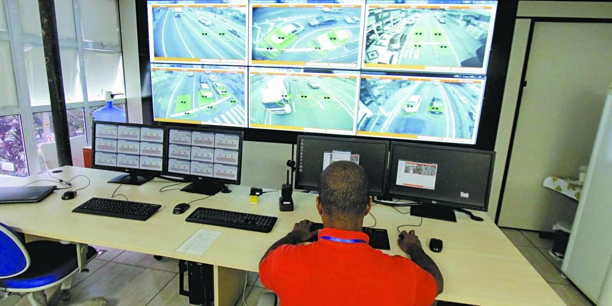 Santo André prevê 600 novas câmeras de monitoramento