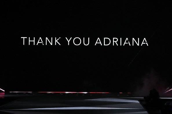 Adriana Lima y su adiós a Victoria Secret