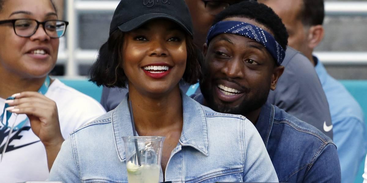 Dwyane Wade y Gabrielle Union anuncian nacimiento de su hija