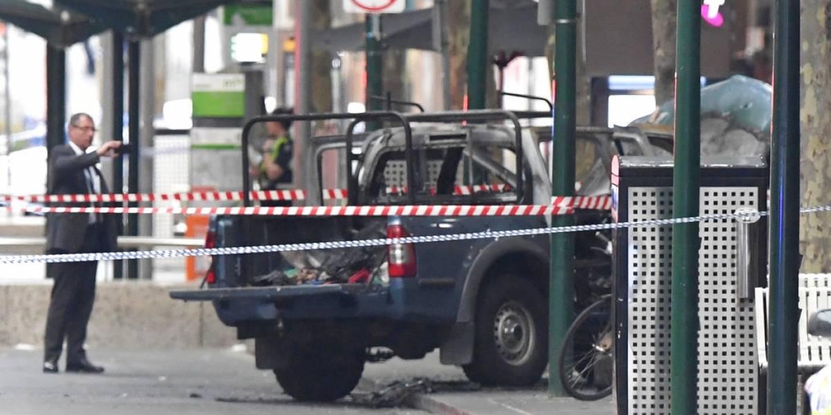 Estado Islámico se adjudicó atentado en Melbourne: el atacante se suma a las víctimas fatales tras recibir un disparo de la policía