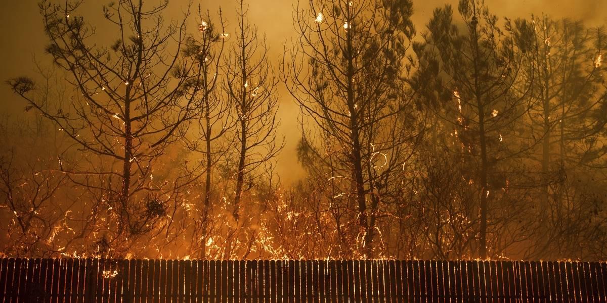 """Kim Kardashian: """"Tuve una hora para evacuar"""""""