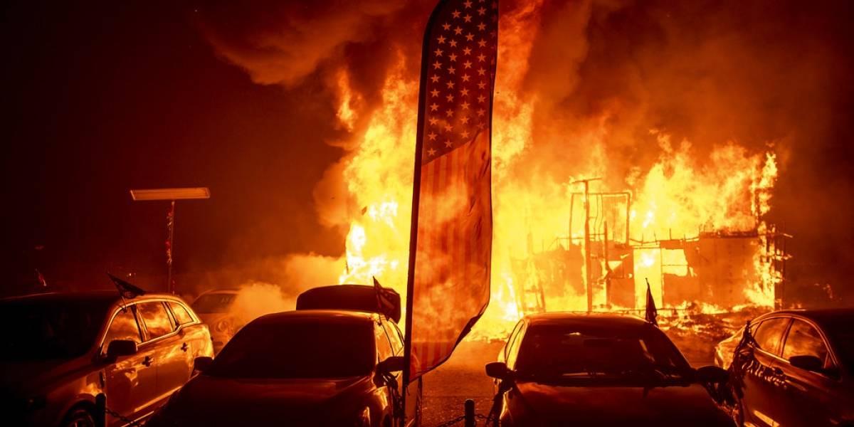 California bajo las llamas: autoridades confirman nueve muertos en la emergencia por los incendios fuera de control