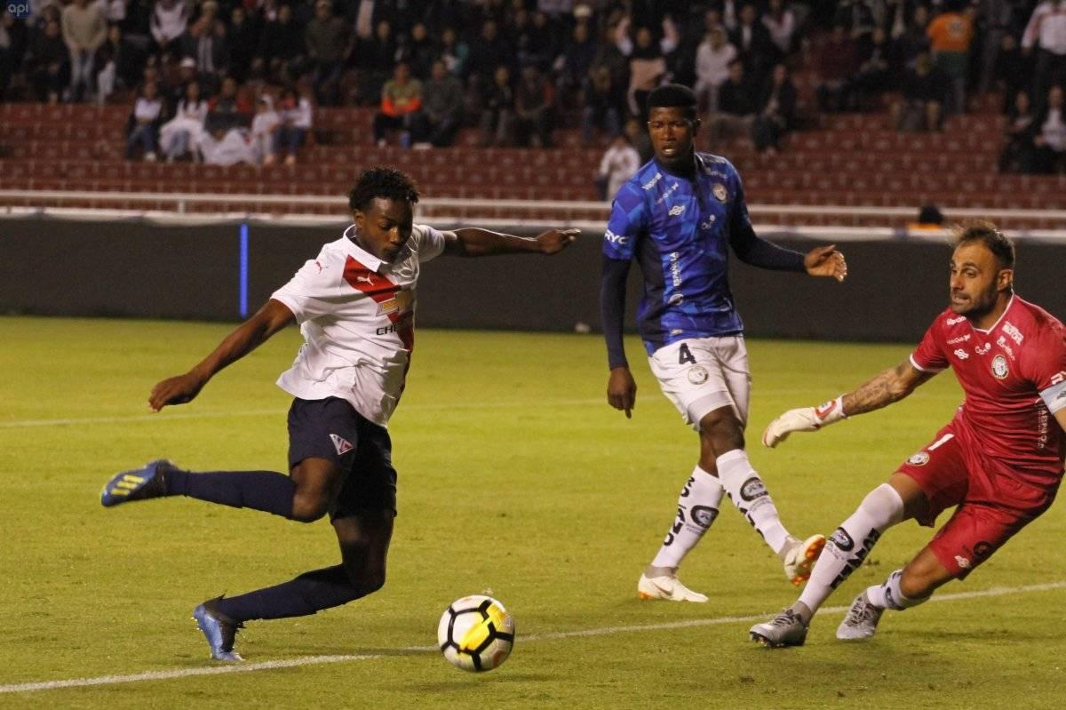 LDU vs Guayaquil City