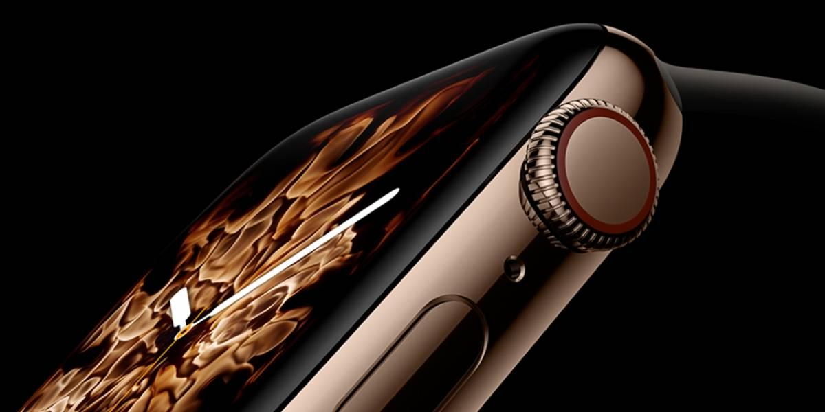 Series 4: la nueva generación de Apple Watch