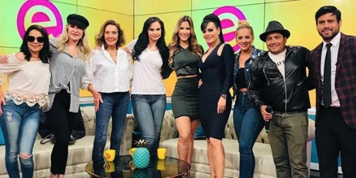 Fotos y videos: Maribel Guardia y otras actrices mexicanas están en Guayaquil para presentar 'Arpías'