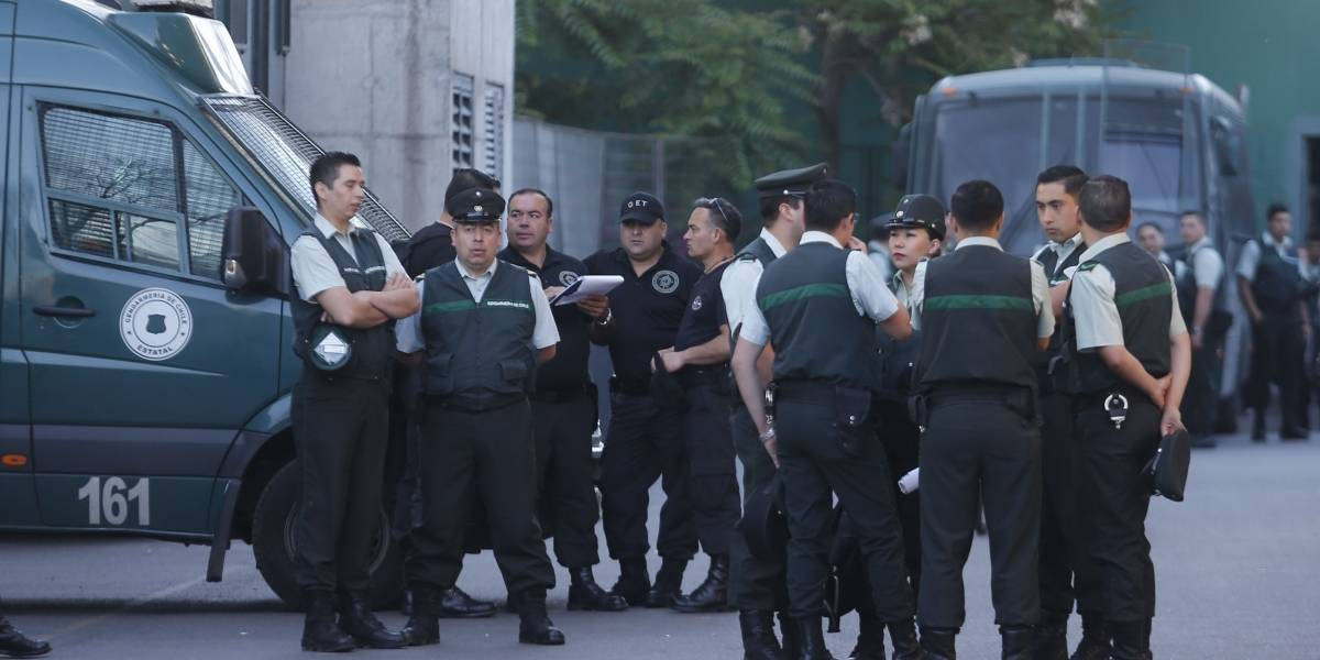 Gendarmería logra acuerdo con el Gobierno y deponen paro tras casi 5 días