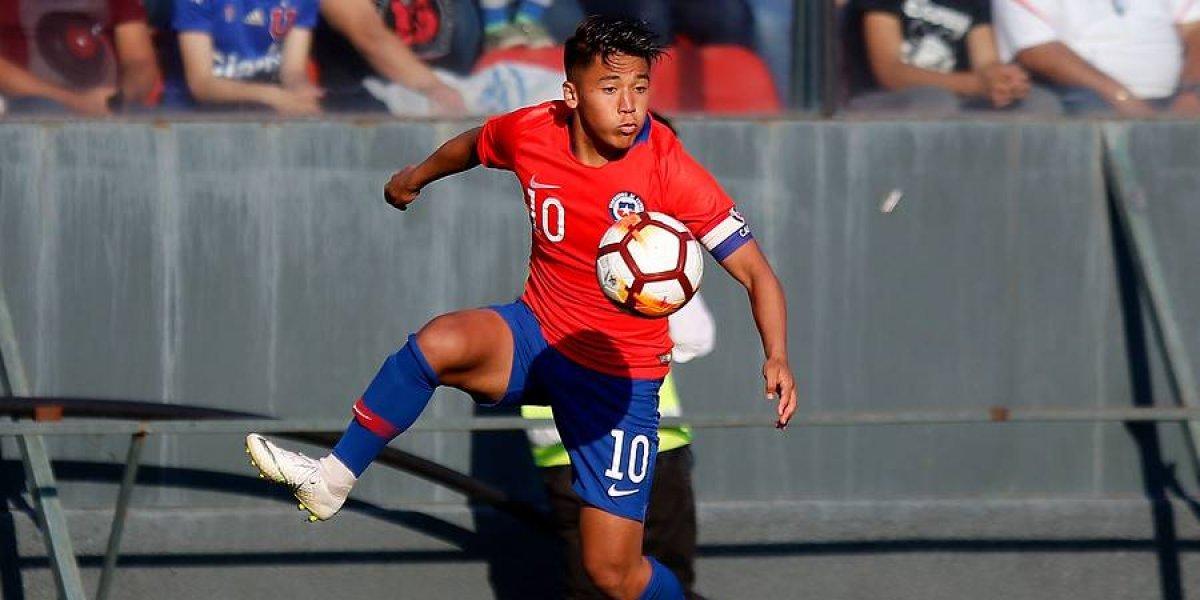 La Roja Sub 20 tiene nómina para los cuatro amistosos que enfrentará en noviembre