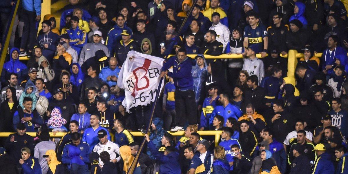 Final entre Boca y River será el partido más vigilado en la historia del futbol argentino