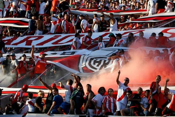 Boca vs River Plate, 10 de noviembre