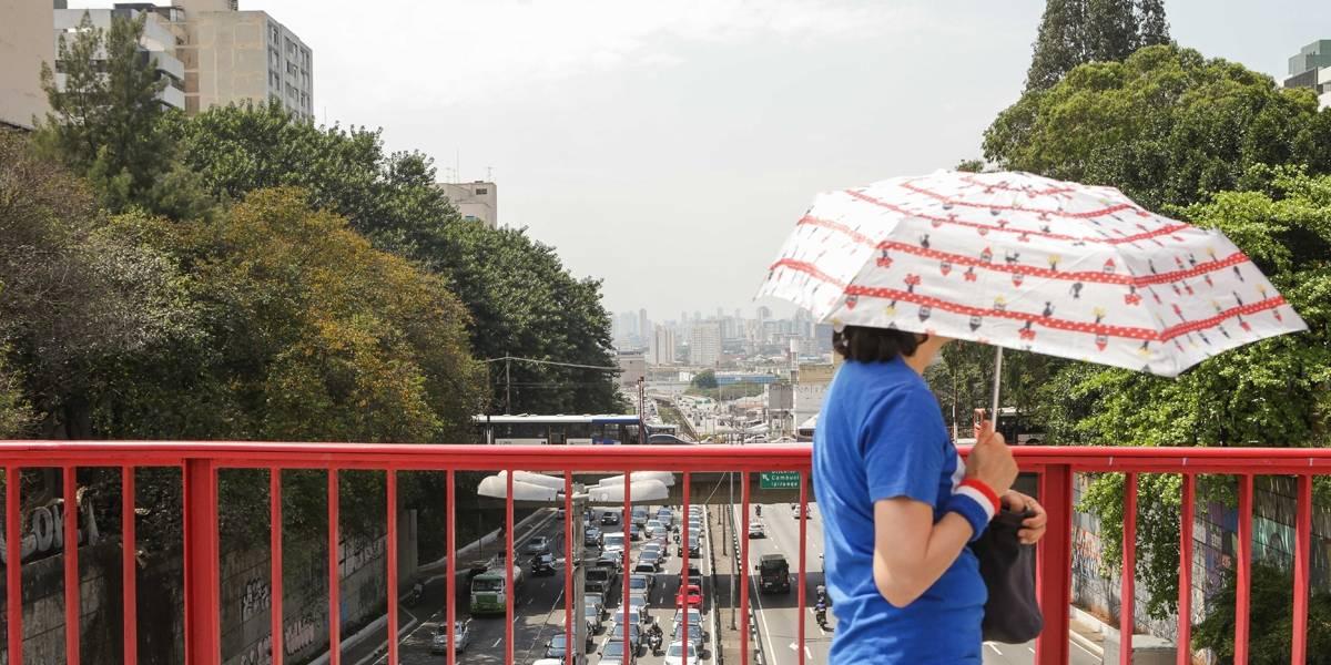 Previsão do tempo: Sábado terá sol entre nuvens e calor em São Paulo