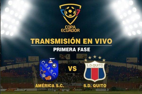 Los partidos de la Copa Ecuador serán transmitidos por DirecTV y el Canal del Fútbol