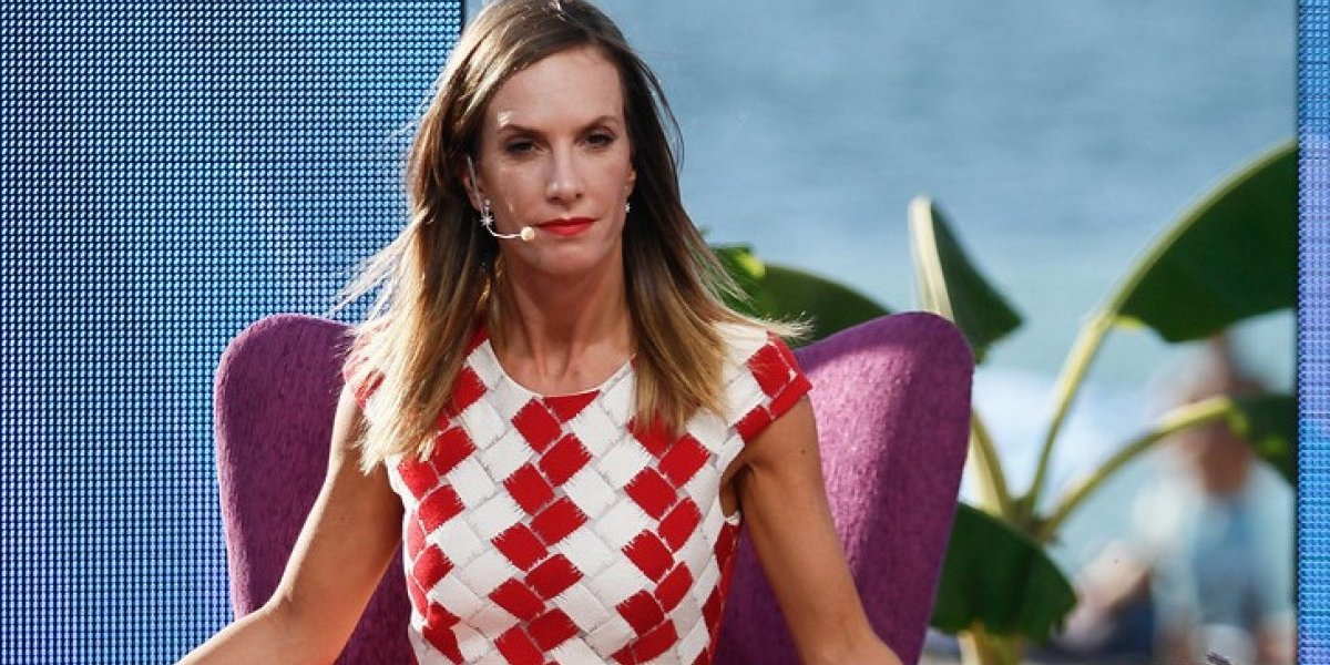 Diana Bolocco sería la carta para animar el reality que Mega alista con MTV