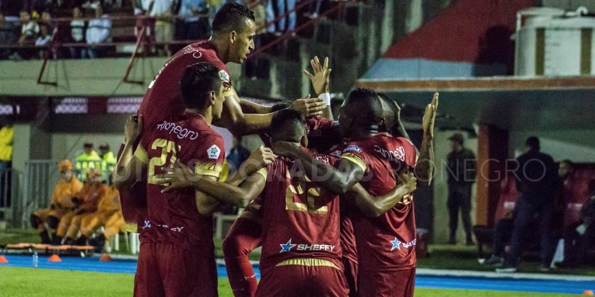 Contra Bucaramanga, Rionegro Águilas quiere volar alto y dar el batacazo
