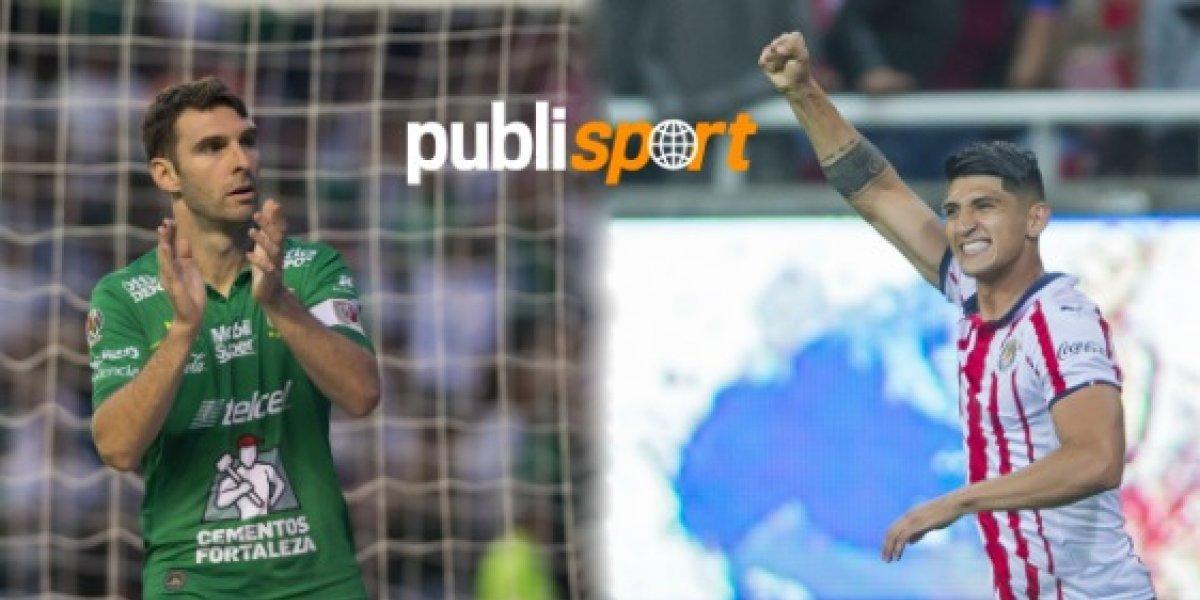León vs. Chivas ¿Dónde y a qué hora ver el partido?