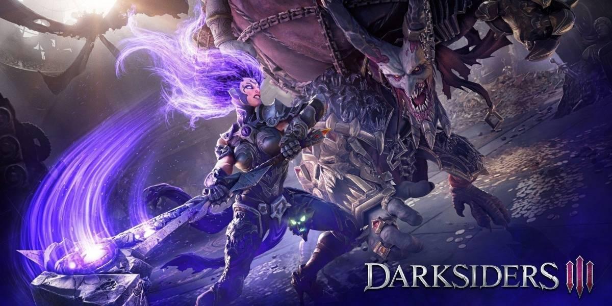 Esto necesita tu PC para correr Darksiders III