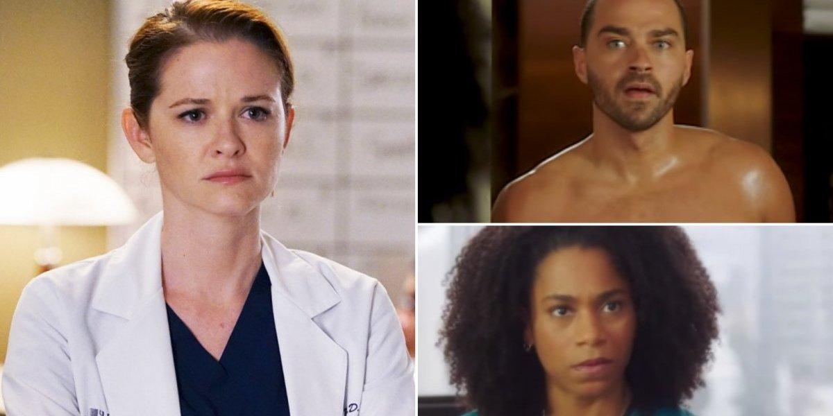 Grey's Anatomy: Garota misteriosa, fantasma de April e casal por um fio na 15º temporada