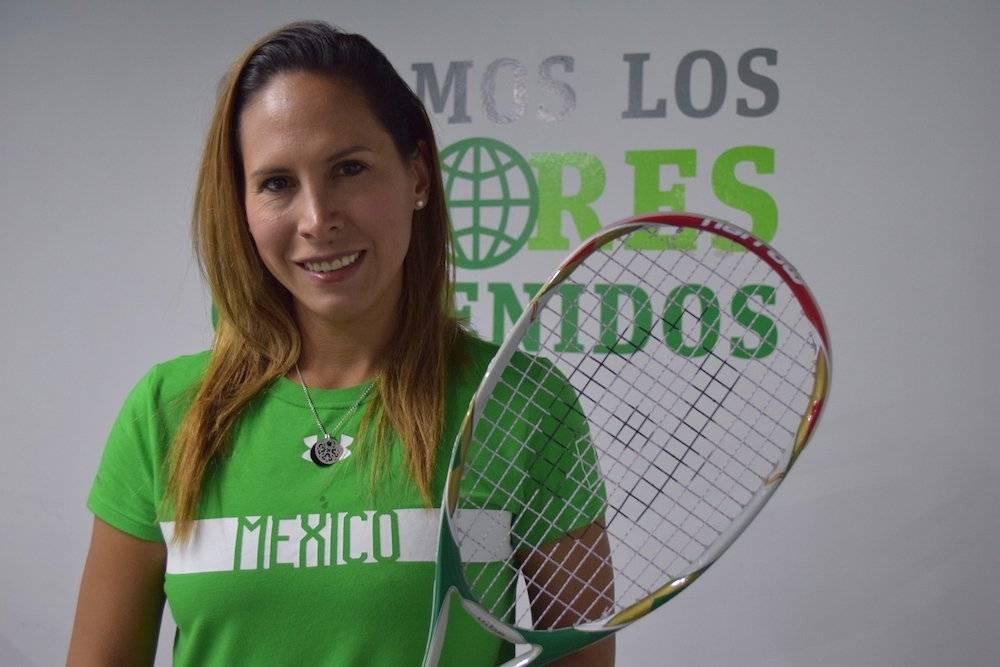 Una brillante trayectoria deportiva. / Carmen Ortega / Publimetro