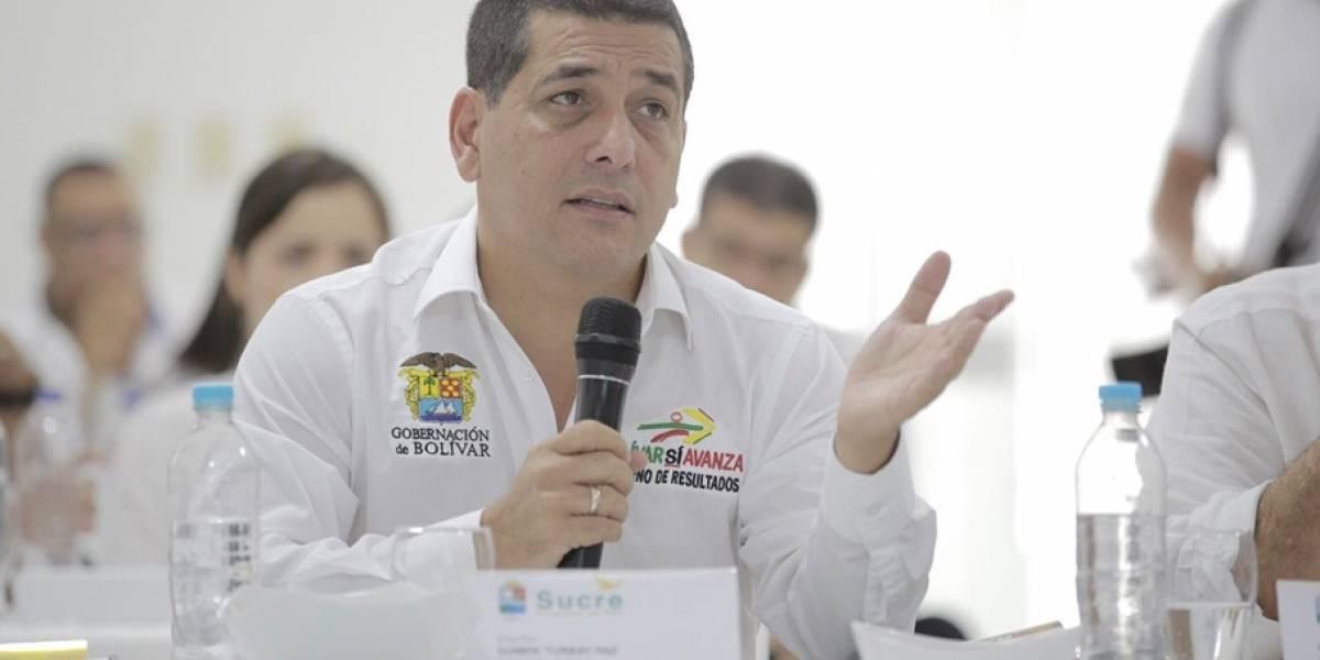 Conflicto entre gobernadores por límites entre Atlántico y Bolívar