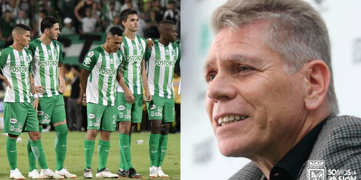 ¿Paulo Autuori será el salvador que tanto esperó Nacional y su hinchada?