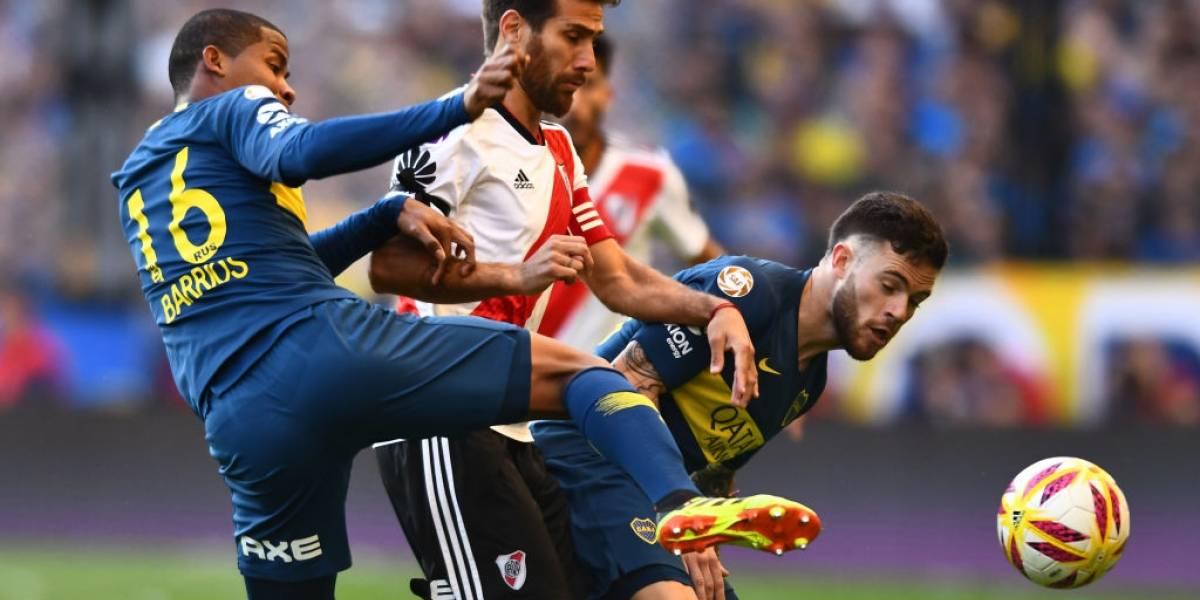 """El partido del siglo entre Boca y River se calentó en Chile: """"Esta final la va a ganar Gallardo"""""""