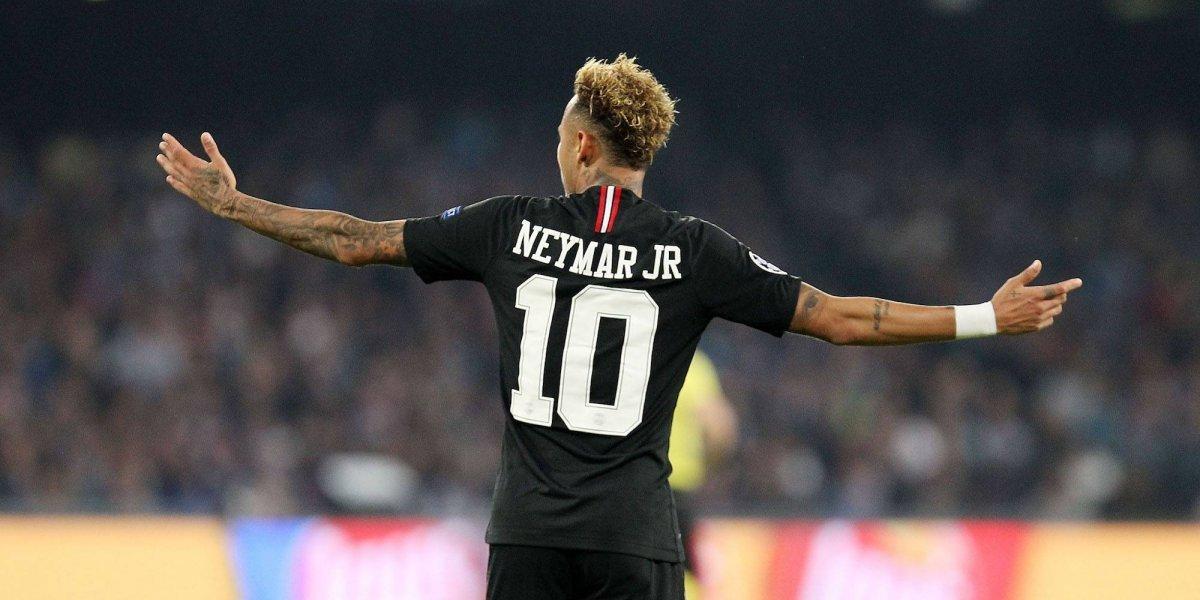 Neymar niega pago extra por aplaudir en el PSG