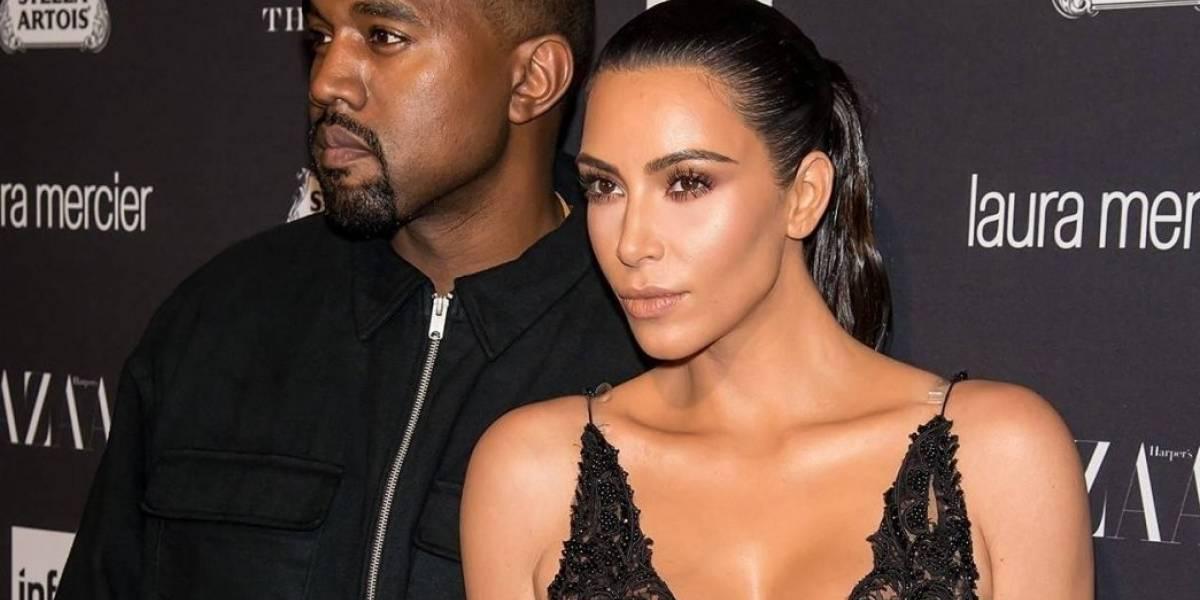 Filtran foto íntima de Kim Kardashian... y adivina quién fue