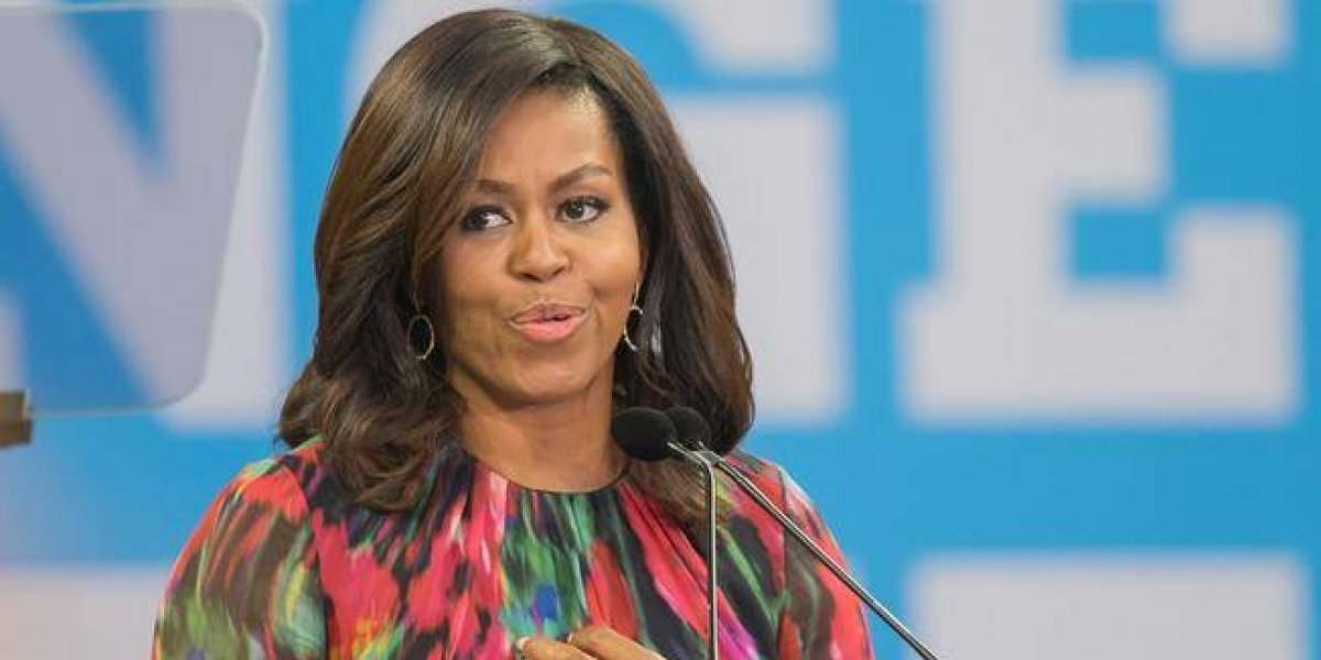Michelle Obama revela que se sometió a fecundación in vitro con sus dos hijas