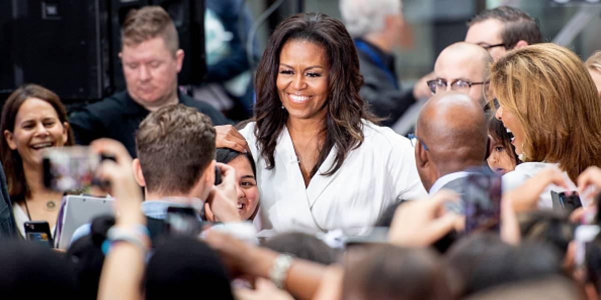 """Michelle Obama: Trump puso en riesgo a mi familia y """"nunca le perdonaré"""""""