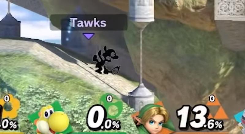 Nintendo eliminará una animación de Super Smash Bros. Ultimate ante acusaciones de racismo