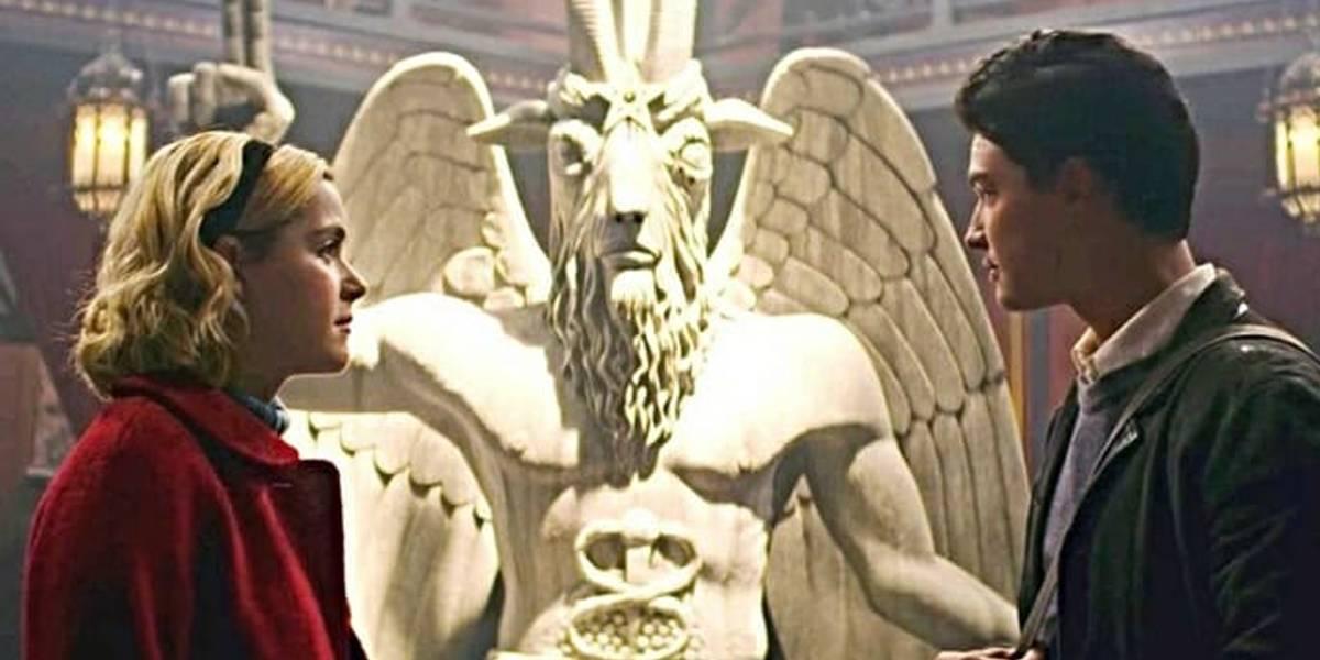 Seita satânica processa Netflix por plágio em série O Mundo Sombrio de Sabrina