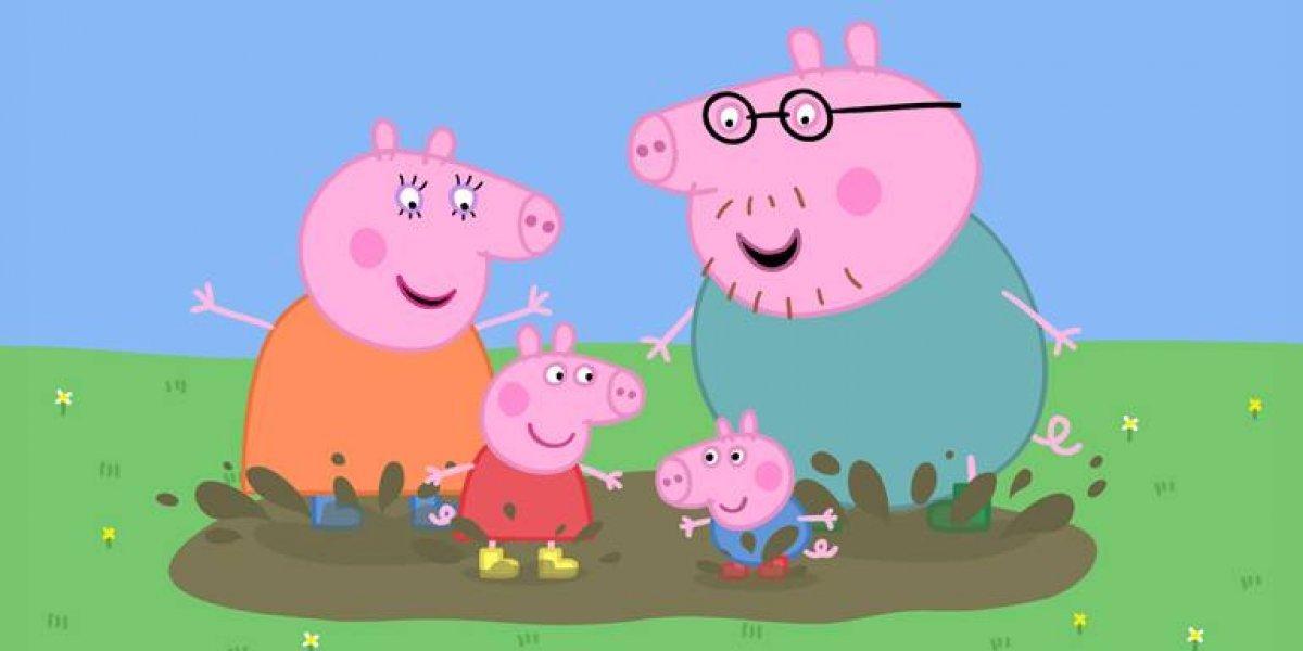 La serie animada Peppa Pig es mala para los niños, aseguran los expertos
