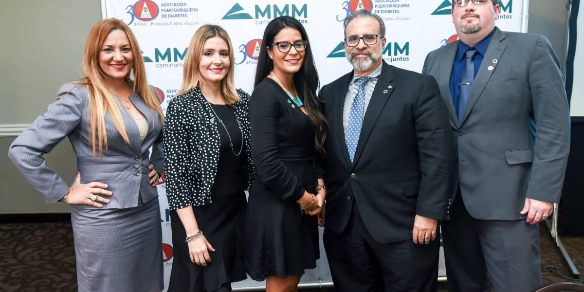 Alza en los pacientes con Diabetes une a la Asociación Puertorriqueña de Diabetes y MMM en un nuevo esfuerzo educativo