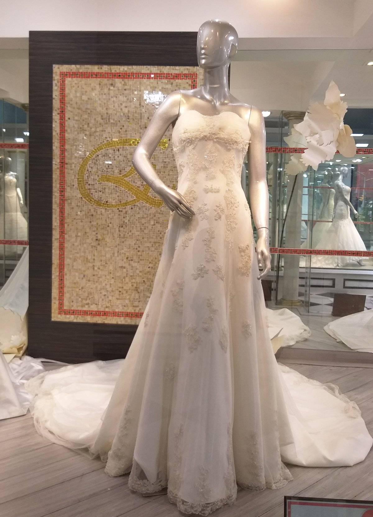 Vestidos de novia republica de chile df