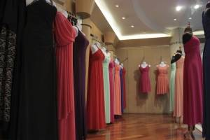 Plaza de la Novia, donde encontrarás todo para escoger el vestido perfecto.