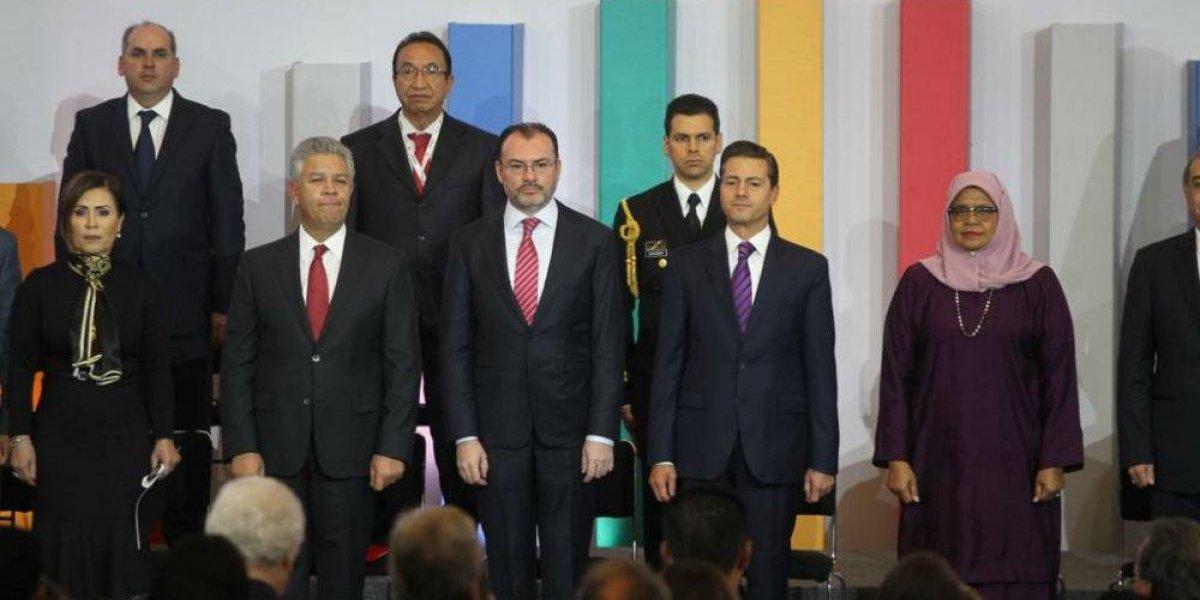 Dejamos México con menores porcentajes de pobreza: EPN